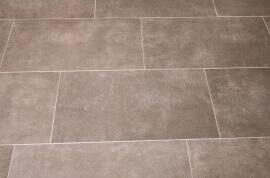 Leisteen Look vloertegels - Gres Materia Antracite