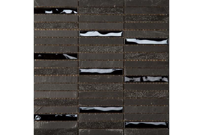 Mozaïek wandtegels - Future Dark Grey