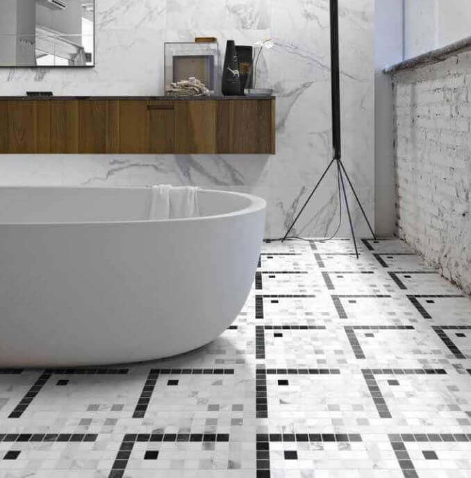 Wandtegels 30x30 - Byron Mosaico C-York