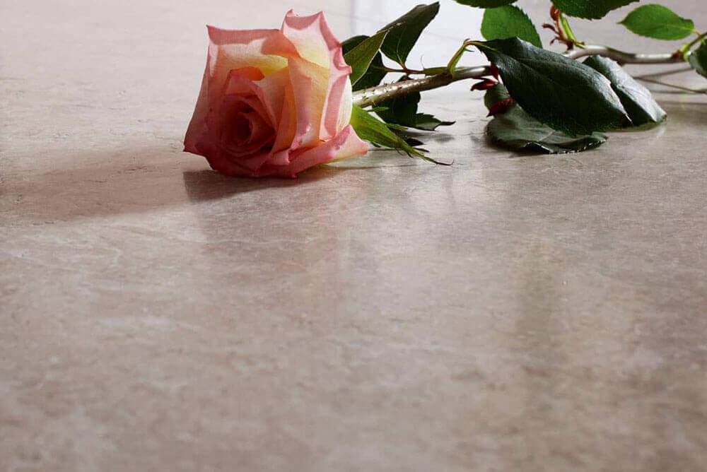 Kalksteen Look vloertegels - Secret Stone Shadow Grey Honed