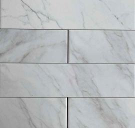 Wandtegels Marmer Look - Verona White