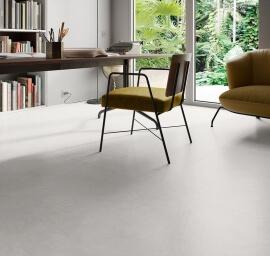 Vloertegels betonlook 60x120 cm - Insideart White
