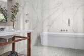 Witte wandtegels - To Be Marble Statuario - Natural