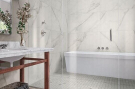 Keramische vloertegels - To Be Marble Statuario - Natural