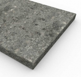 Graniet vensterbanken - Graniet Steel Grey vensterbanken - Leather finished