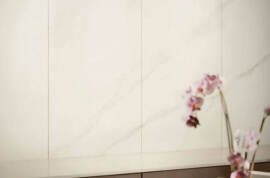 Wandtegels 30x180 - To Be Marble Statuario - Satin