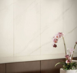 Wandtegels 50x100 - To Be Marble Statuario - Satin