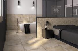 Kalksteen Look vloertegels - Naxos Esedra Delfi (Binnen)