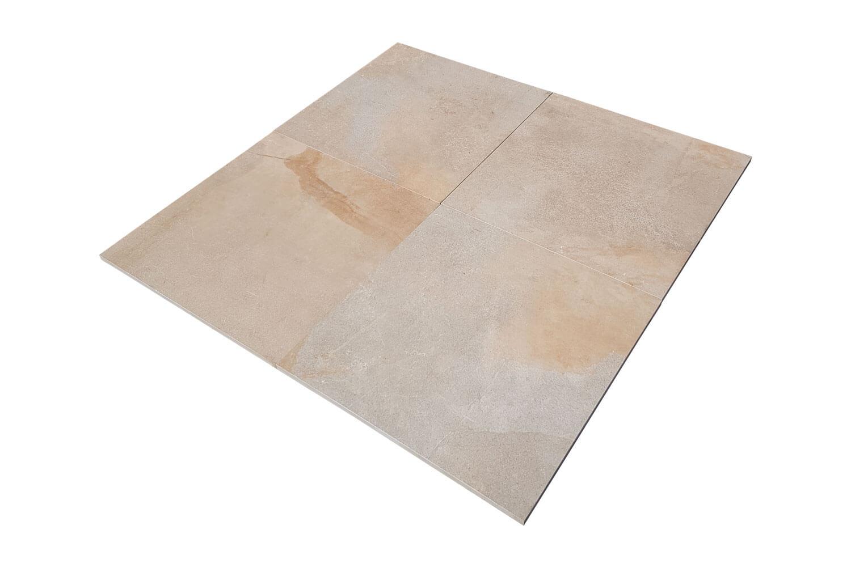 Terrastegel prijstoppers - Rusty Slate Yellow