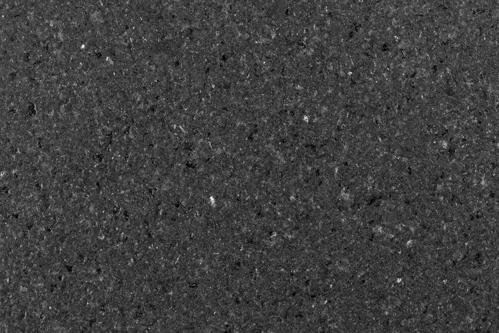 Wandtegels 40 cm - vrije lengte - Black Spice Graniet - Leather Finish