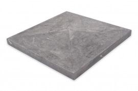 Hardsteen Paalmuts - Diamantkop