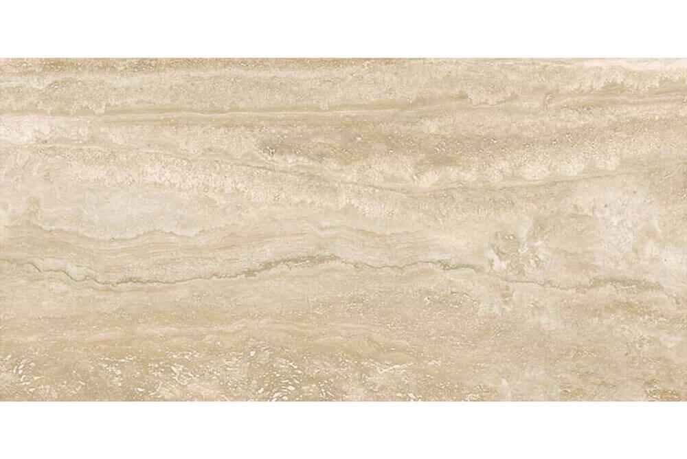 Wandtegels 7,5x30 - Via Appia Vein Cut Beige Krystal