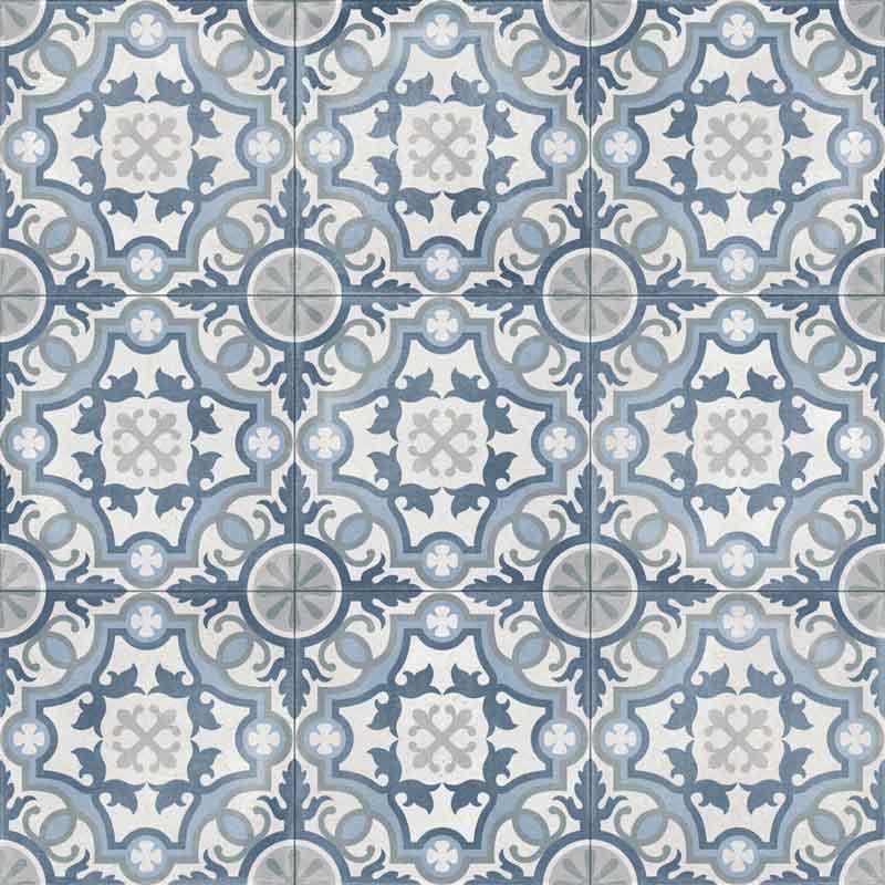 Vloertegels patroon - Bondi Mirror - Naturale