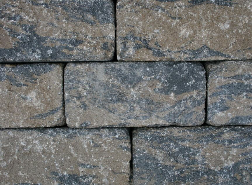 Stapelblokken - Blackburn Walling Bronze