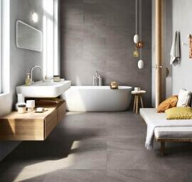 Wandtegels Kalksteen Look - Limestone Slate