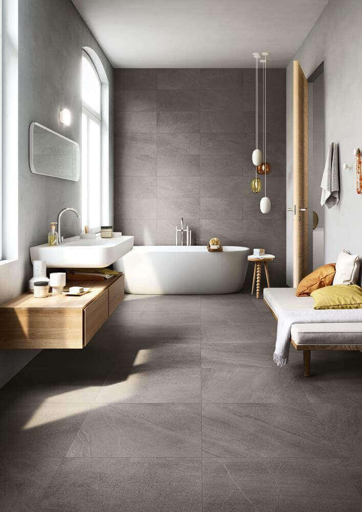 Wandtegels 100x100 - Limestone Slate