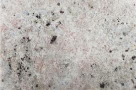 Vloertegels 40 cm - vrije lengte - Colonial White Graniet - Gepolijst