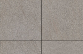 Terrastegels Leisteen Look - Slate Light Grey