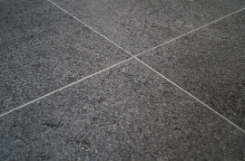 Graniet terrastegels - Royal Black Graniet - Leather Finish (Buiten)