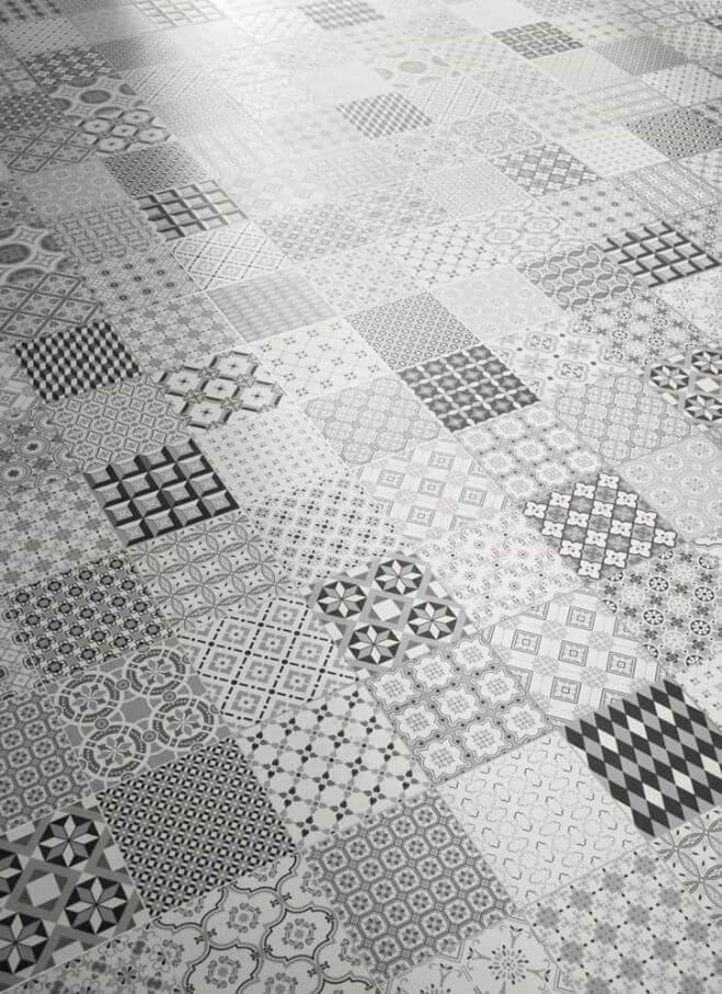 Wandtegels 20x20 - Patchwork Metrosigns