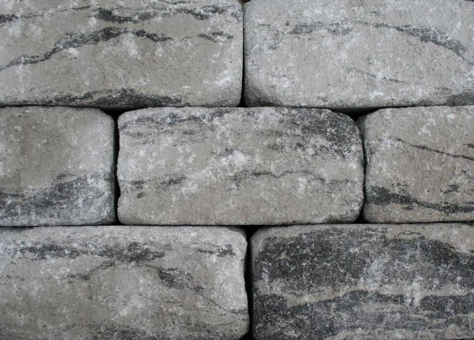 Stapelblokken - Blackburn Walling Abbey Grey
