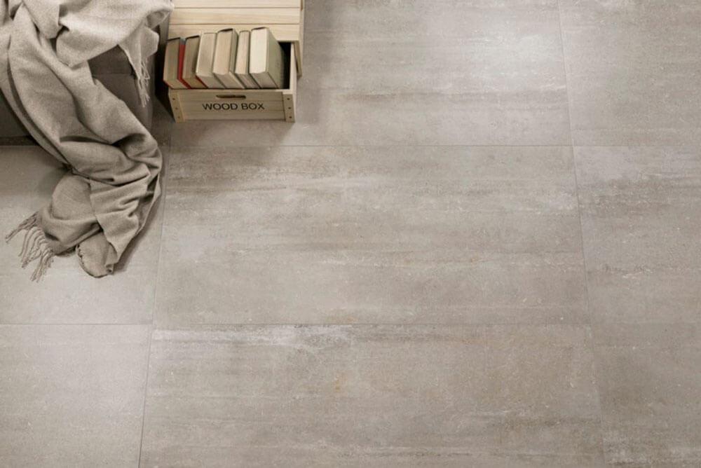 Vloertegels betonlook 60x120 cm - Portland Fango