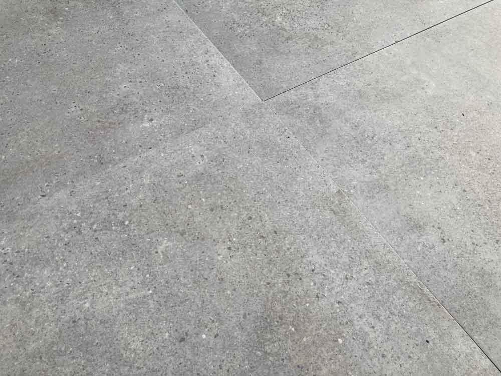 Keramische tegels 3 cm dik - Techstone Norton Grey