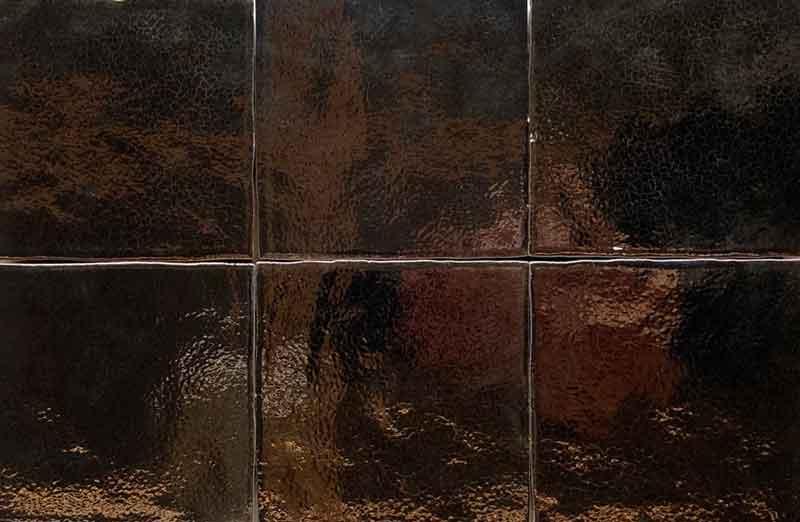 Bruine wandtegels - Triana Dorado Brillante