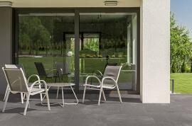 Keramiek op beton - CeraDeco Gesso Black