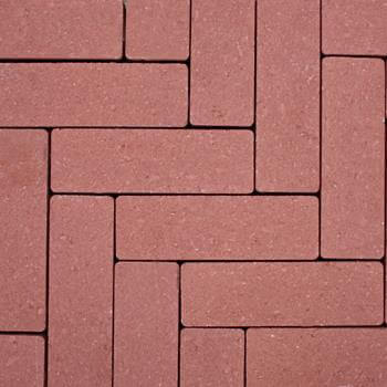 Betonbestrating - Strackstone+ Wijnrood