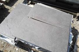 Outlet vloertegels - Leisteen look tegels 30x60x1 cm