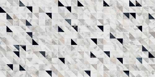 Portugese keramische wandtegels - Byron Decoro Triangoli