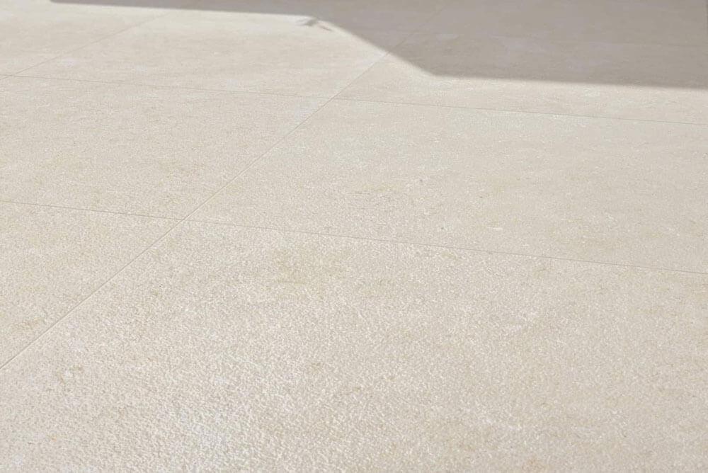 Kalksteen Look vloertegels - Secret Stone Mystery White