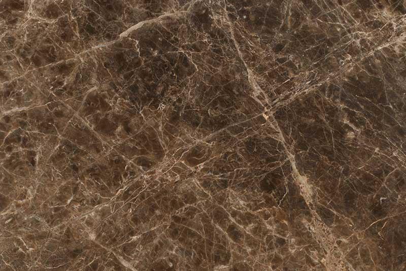 Wandtegels 40x80 - Dark Emperador Marmer - Gepolijst