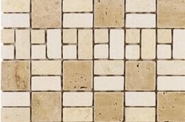 Natuursteen Mozaiek - Cati