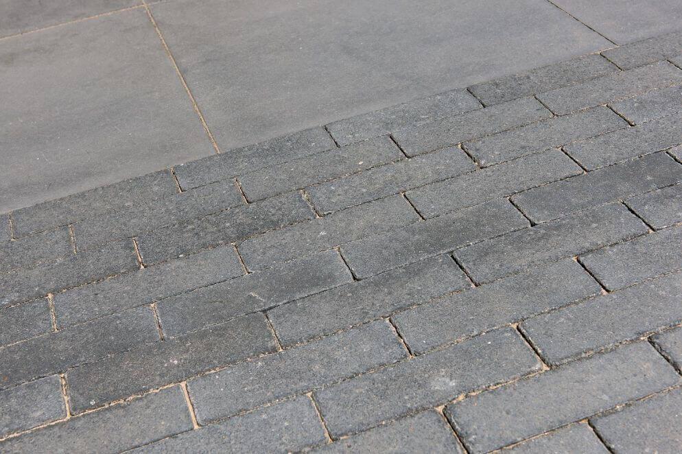 Betonbestrating - Strackstone+ Antraciet