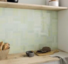 Wandtegels 7,5x30 - Safi Mint