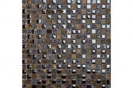 Keramische Mozaiek - Dubai Moka