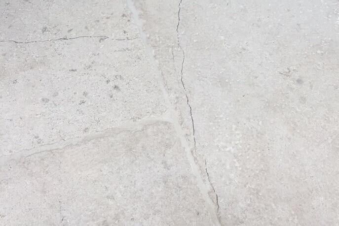 Wandtegels 60 cm - vrije lengte - Dalles de Loire Blanc Rustique