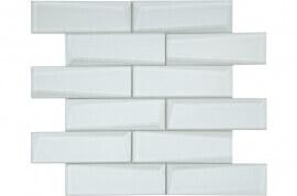Keramische Mozaiek - River White