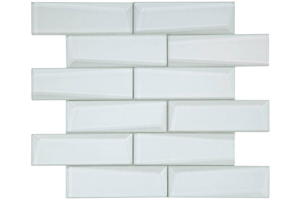 Tegels 30x30 - River White