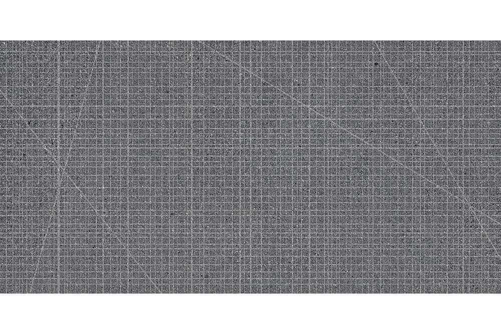 Antraciet vloertegels - Grainstone Cage Dark