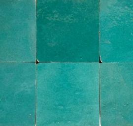 Wandtegels 10x10 - Zelliges TC 10