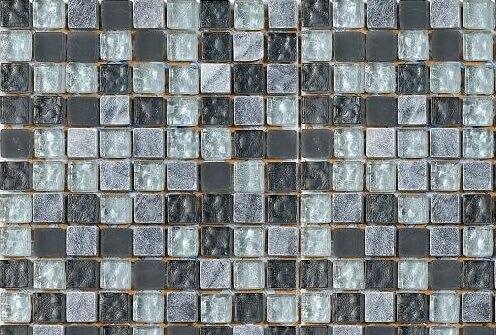 Mozaiek wandtegels - Zamora Negro