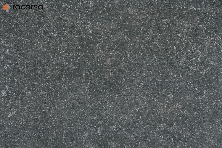 Terrastegels 76x76 - Blue Norte Negro