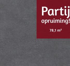 Donkere vloertegels - Basic Carbon - Opruiming
