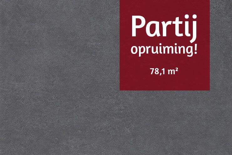 Outlet wandtegels - Basic Carbon - Opruiming