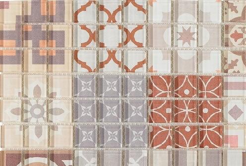 Mozaiek wandtegels - Marrakech