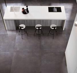 Vloertegels betonlook 60x120 cm - Infinity Antra