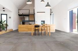 Industrieel look vloertegels - Beton Rust (Binnen)